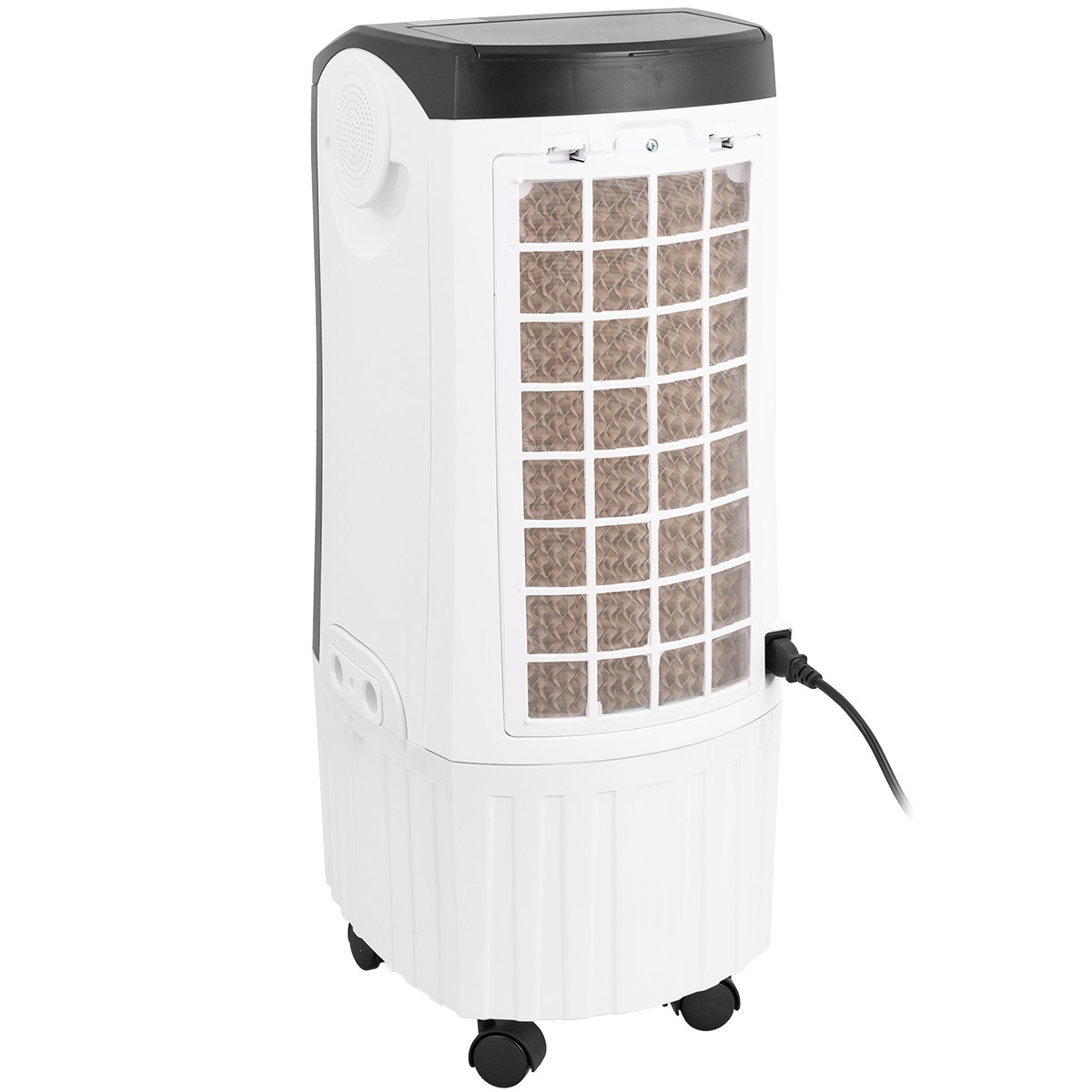 Klimator przenośny od boku