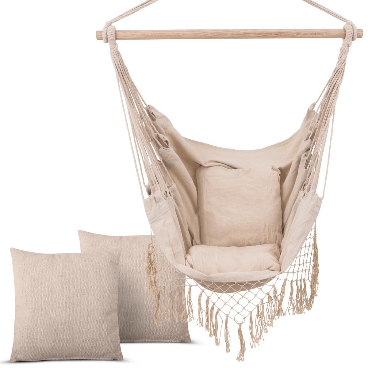 Poduszki do krzesła brazylijskiego